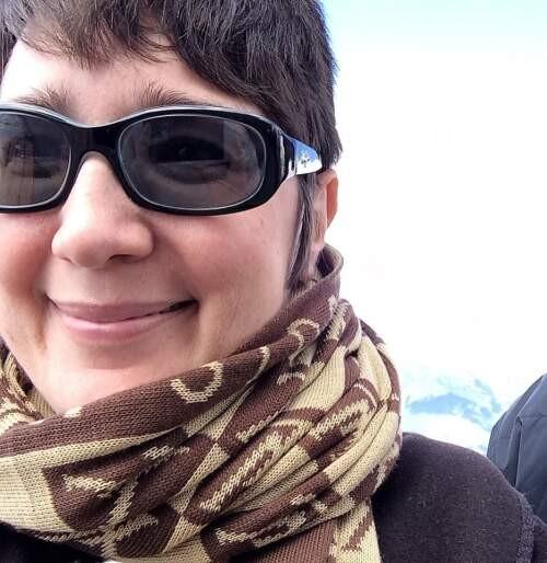 Author - Ricia Anne Chansky
