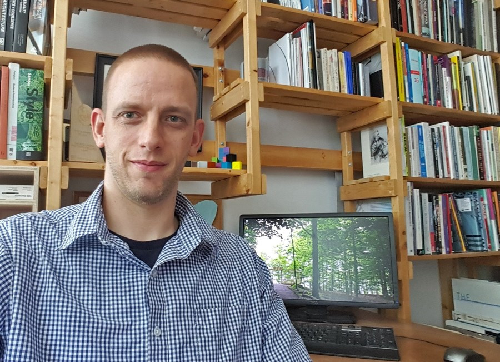 Chad  Schwartz Author of Evaluating Organization Development