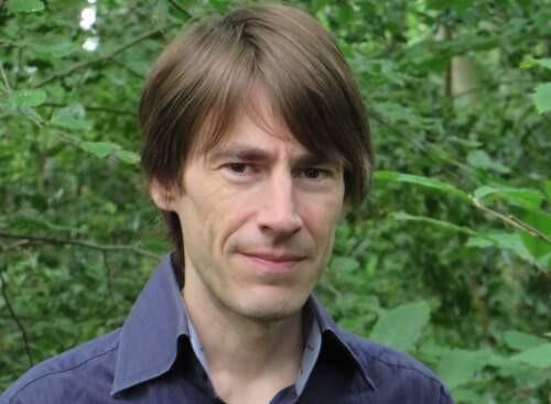 Author - Ben  Grant