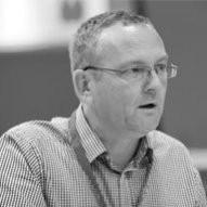 Author - John  Tomaney