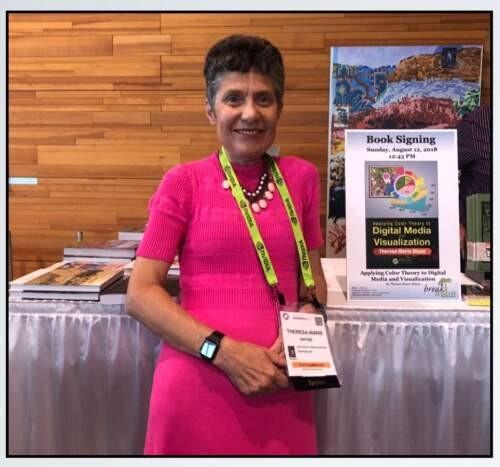 Author - Theresa-Marie  Rhyne