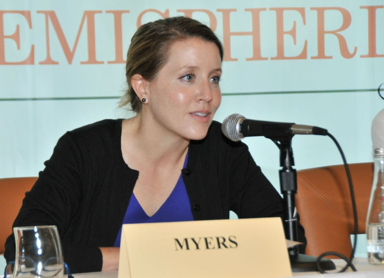 Author - Margaret  Myers
