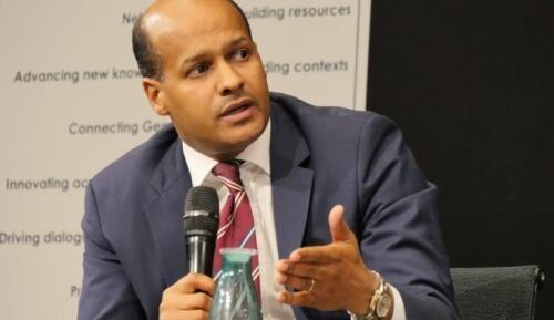 Mohammad-Mahmoud  Ould Mohamedou Author of Evaluating Organization Development