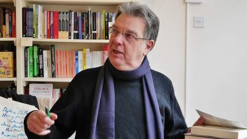 Author - Francis  Beckett