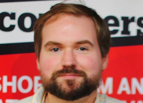 Author - Ben  Mitchell