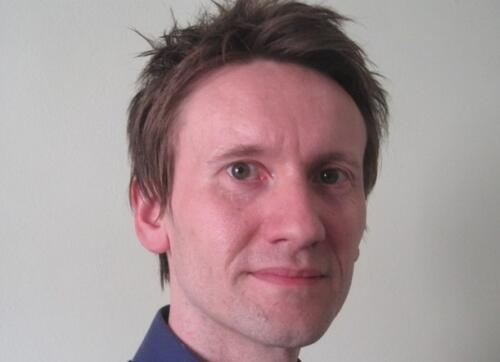 Author - Mark  Adams