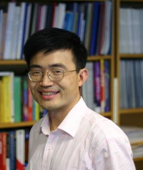 Zhong-Ping  Jiang Author of Evaluating Organization Development