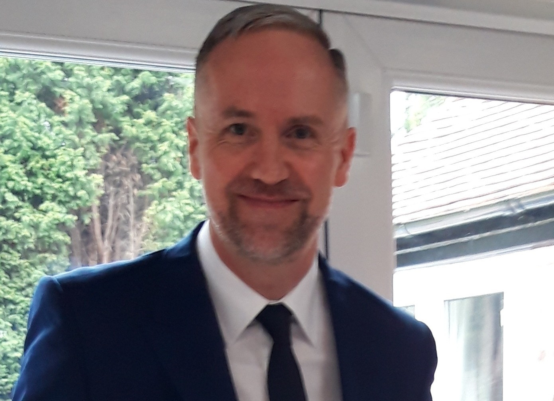 Author - Matt  O'Leary