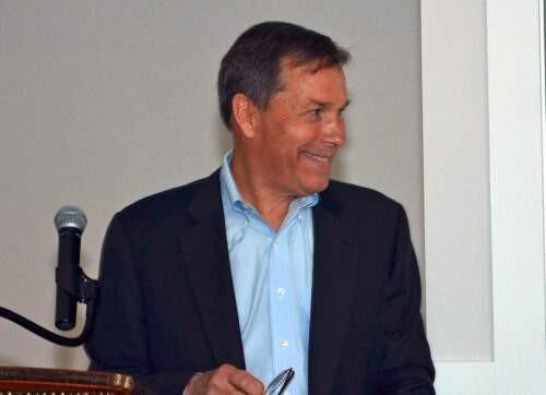 Author - Rick  Dalton