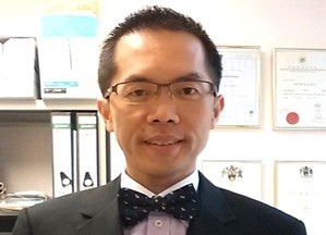 Author - Asso Prof Dr Daniel W.M. Chan