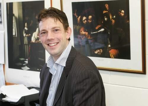 Author - Jacco  Thijssen