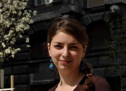 Author - Andreea  Nastase