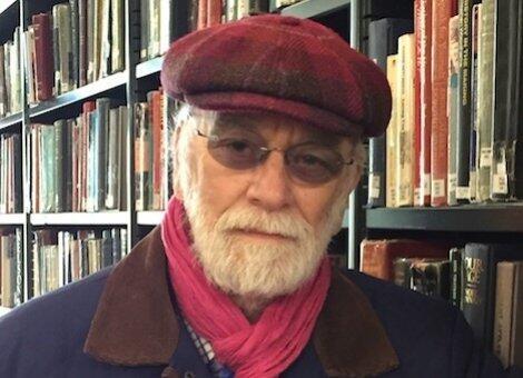 Author - Colin  Holmes
