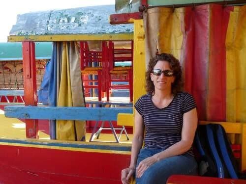 Christine  Filippone Author of Evaluating Organization Development