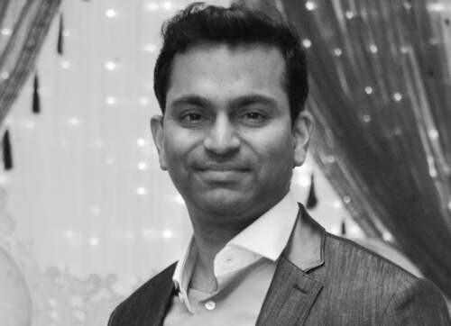 Manoop  Talasila Author of Evaluating Organization Development