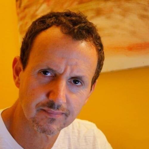 Author - Rick  Repetti