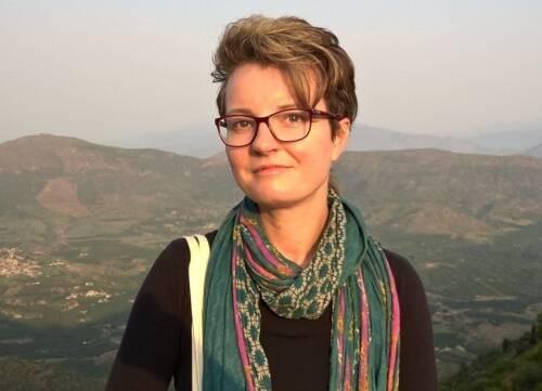 Author - Sarah  De Nardi