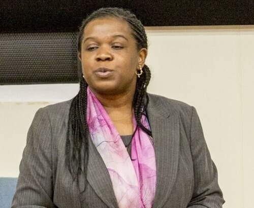 Dr Adaeze  Okoye Author of Evaluating Organization Development