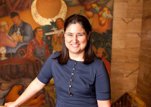Author - Melisa C. Galván