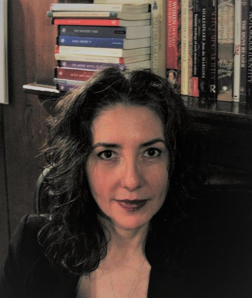 Author - Cristina León Alfar