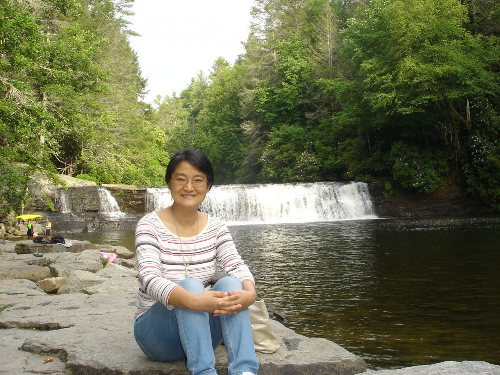 Hongyu  Wang Author of Evaluating Organization Development