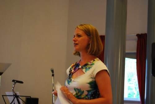 Author - Ingrid  Biese