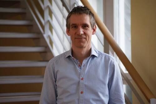 Author - Lars  Ronnegard