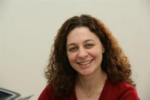 Panagiota  Manoli Author of Evaluating Organization Development