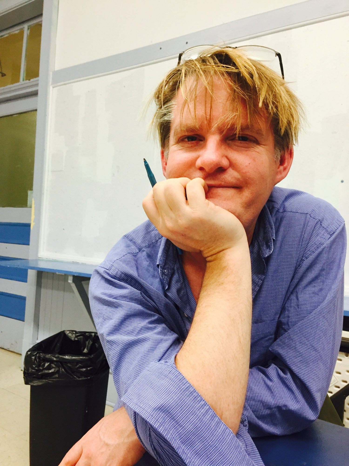 Author - Tod  Augusta-Scott