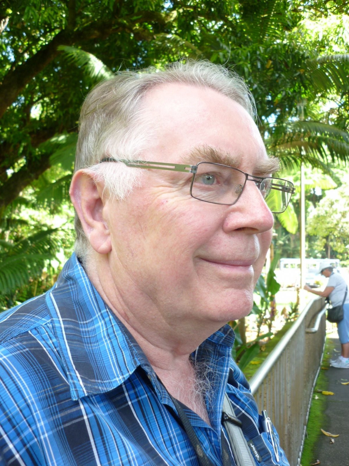 Author - Bruce  Donaldson