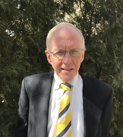 Author - Paul J. Buchheit