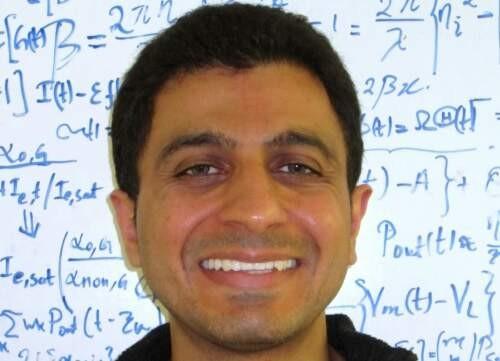 Author - Bhavin J Shastri