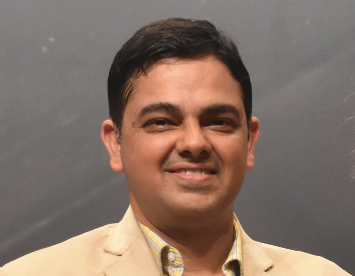 Author - Saurabh Kumar Dixit
