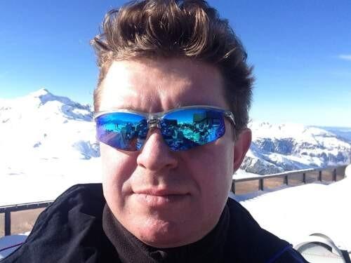 Author - Torben Lund  Skovhus
