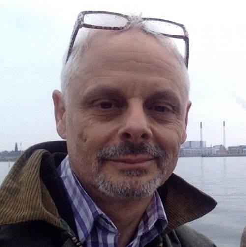Author - Marcus  Grant