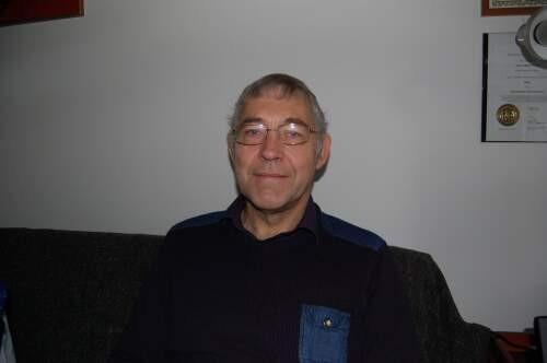 Author - Cliff  Nicholls