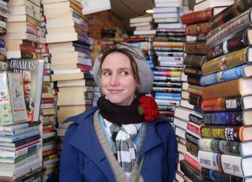 Author - Sara M. Cole