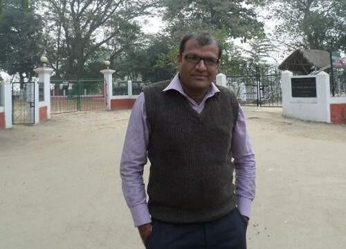 Dharamashi  Rabari Author of Evaluating Organization Development