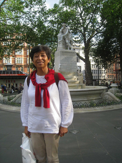 Author - Yang  Lu
