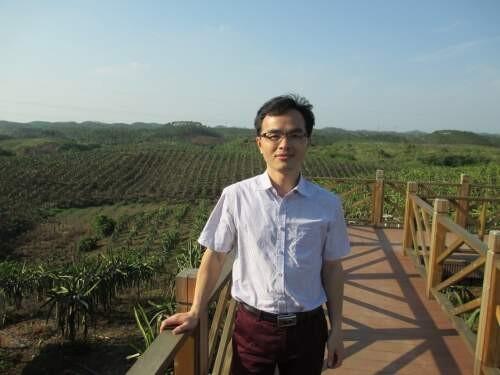 Author - Guoxiang  Wu