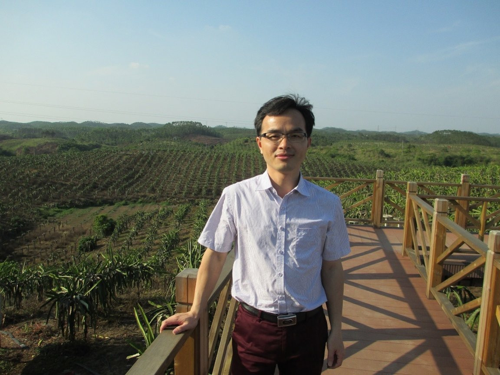 Guoxiang  Wu Author of Evaluating Organization Development