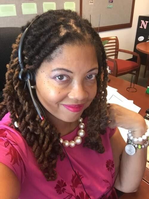 Author - Nadine M Finigan-Carr