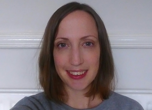 Author - Katherine  Tonkiss