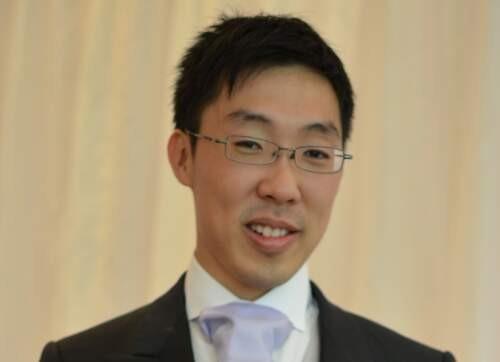 Author - Christopher  Yeoh