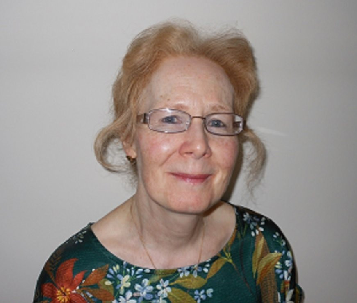 Author - Hazel Grace Whitters