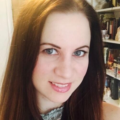 Author - Grace  Halden