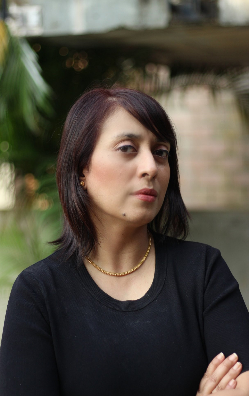 Author - Anuradha  Chatterjee