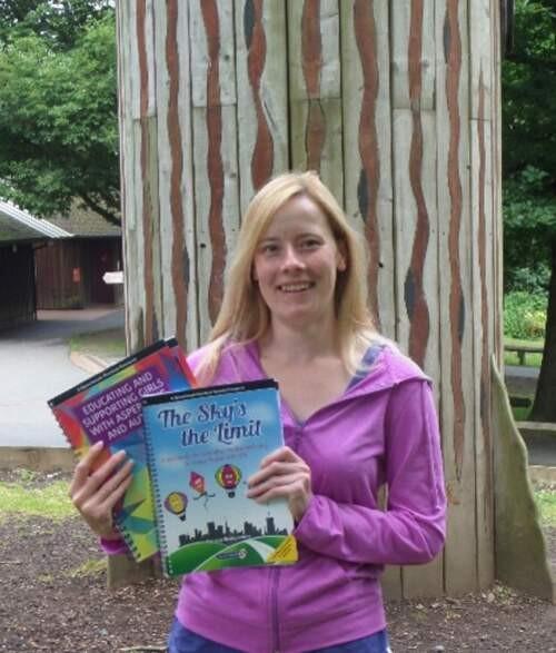 Author - Victoria  Honeybourne
