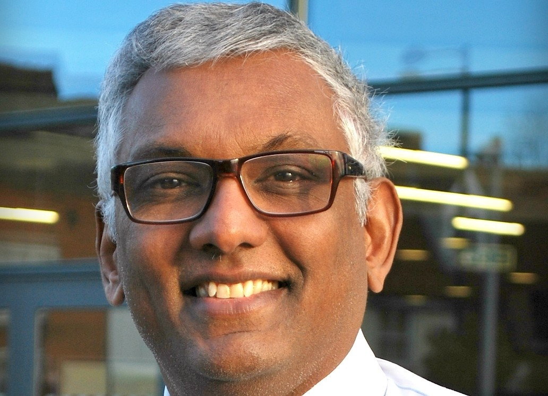 Author - Professor Dr Atul Keshavji Shah