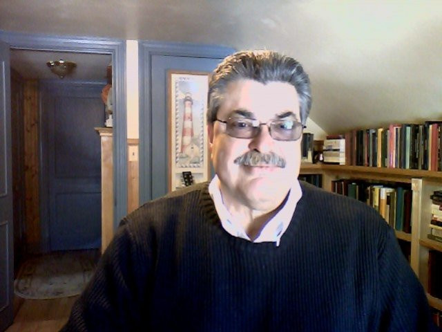 Author - David Cabral Mello
